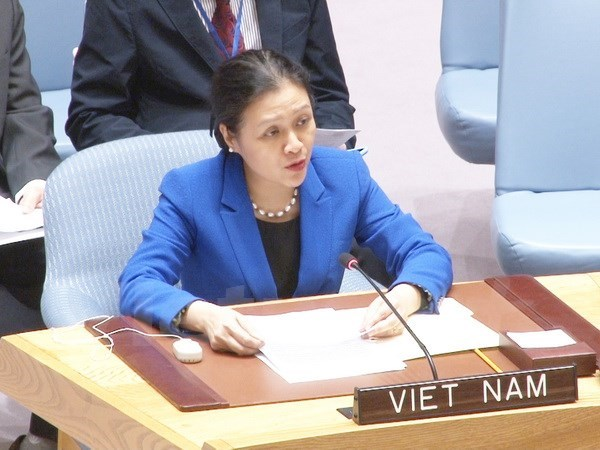 Vietnam calls for solutions to Israel-Palestine conflict, Syria war hinh anh 1