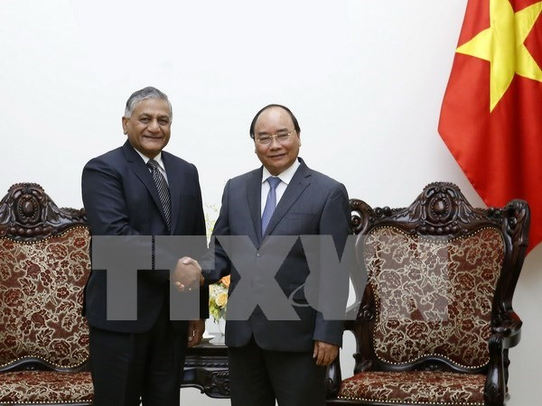 Vietnam hopes to forge stronger ties with India: PM hinh anh 1