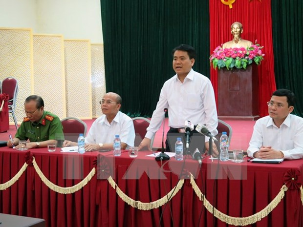 Land issue to be thoroughly inspected: Hanoi mayor hinh anh 1