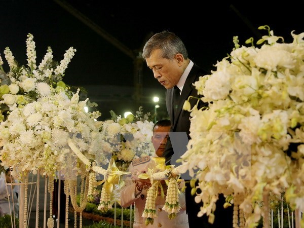 Thai royal agencies to be managed by King hinh anh 1