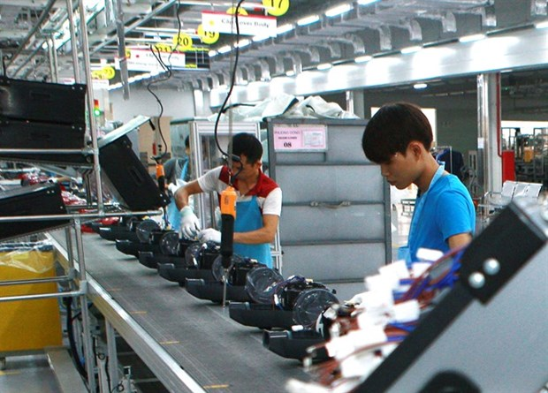 Vietnam's exports still dominated by FDI firms hinh anh 1