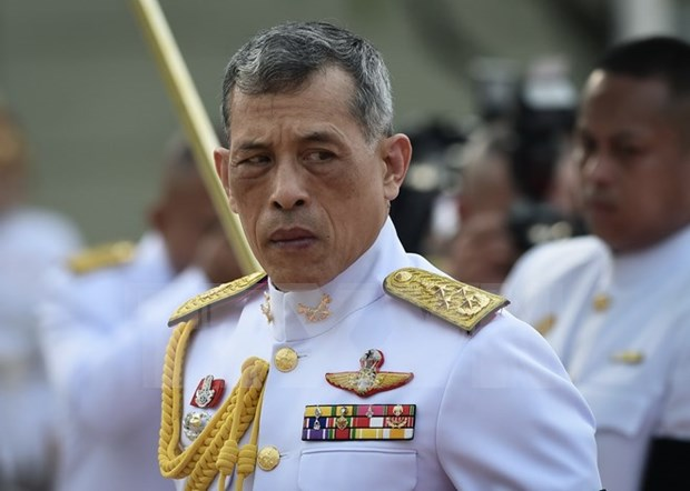 Thai king's coronation likely by end of this year hinh anh 1