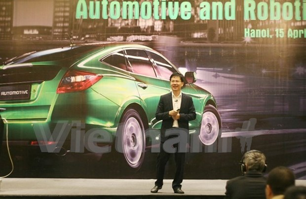 FPT Software to earn 200 million USD from auto-tech solutions hinh anh 1