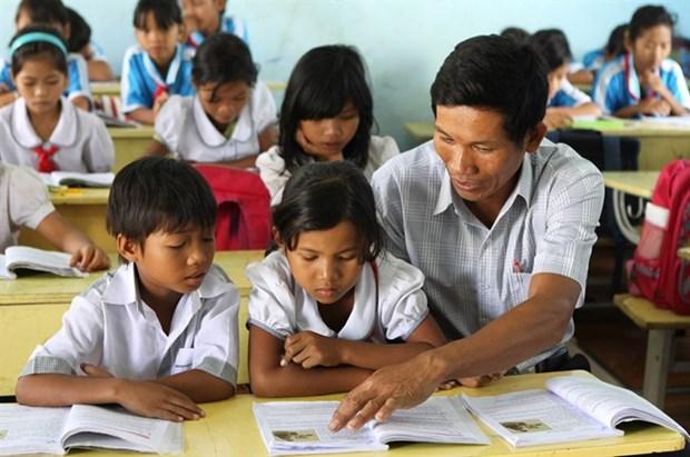 Child labour problem confounds Dak Lak hinh anh 1