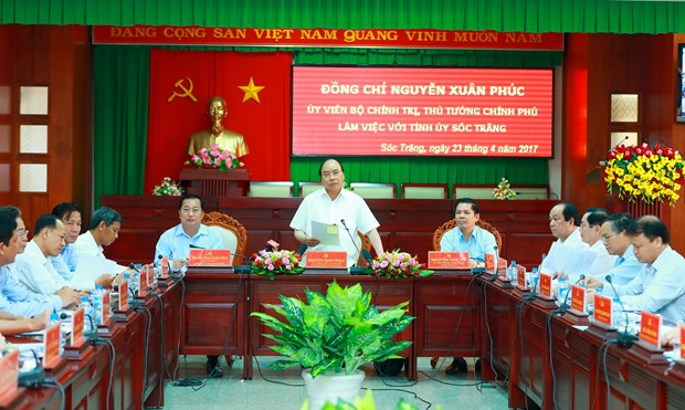 Soc Trang advised to expand high-yield rice, fruit tree farming hinh anh 1