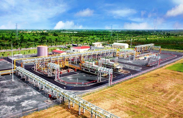 Ca Mau gas processing plant to start commercial production in June hinh anh 1