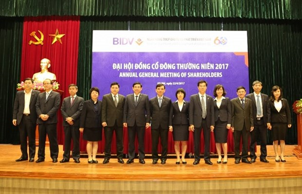 BIDV plans to raise charter capital this year hinh anh 1