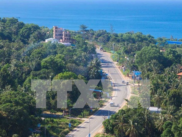 Phu Quoc island looks to become smart city hinh anh 1