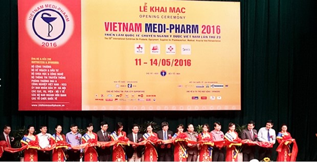 Annual international medical expo to run in May hinh anh 1