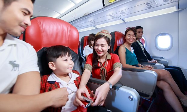 Vietjet offers millions of promotional tickets for summer hinh anh 1