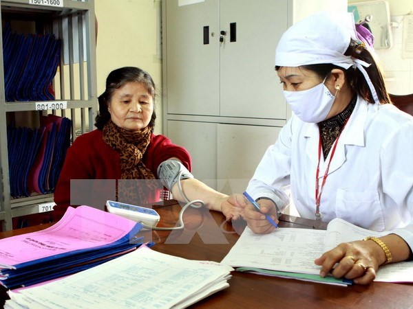 About 12 mln Vietnamese suffer from hypertension hinh anh 1