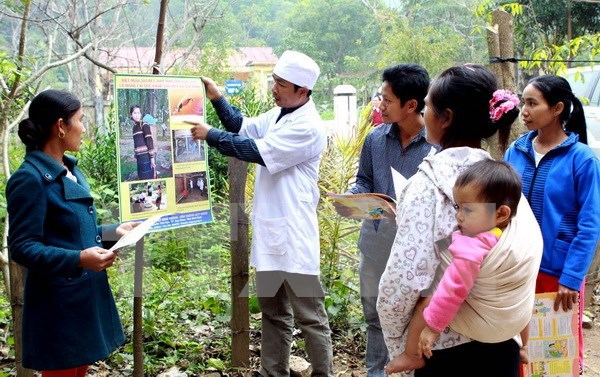 Communications campaign launched for malaria prevention hinh anh 1