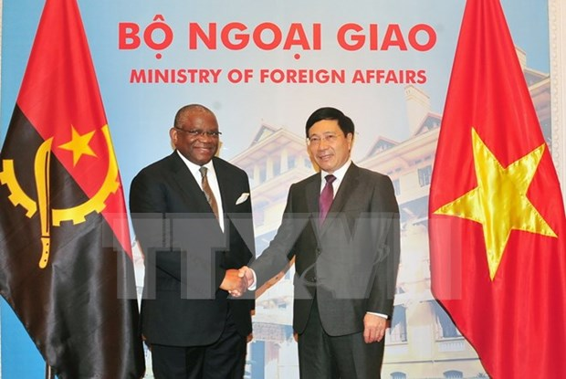 Vietnam, Angola seek to boost partnership in promising areas hinh anh 1