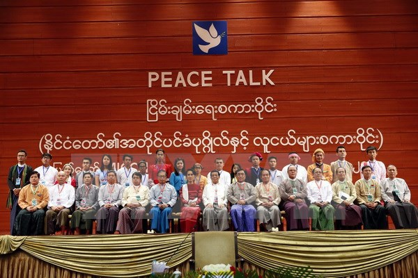 Myanmar's national political dialogue concludes hinh anh 1