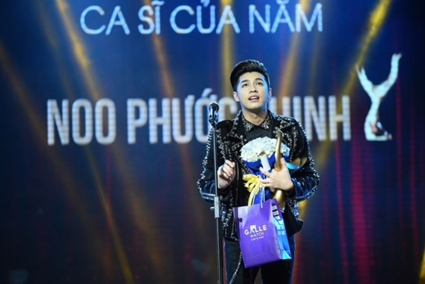 Devotion Music Awards 2017 honour young artists hinh anh 1