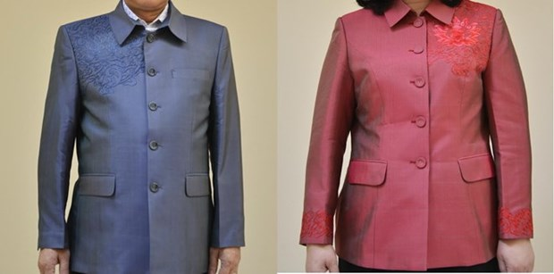 Shortlisted designs of local attire for APEC Leaders submitted hinh anh 1