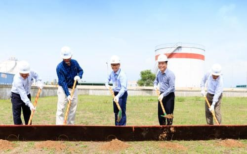 Chevron Vietnam's factory gets expansion hinh anh 1