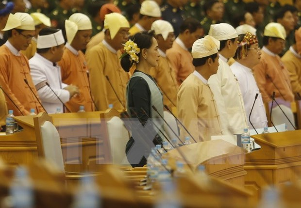 Myanmar decides date for 5th parliamentary meetings hinh anh 1