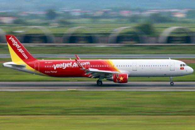 Vietjet Air launches Hanoi-Singapore service hinh anh 1