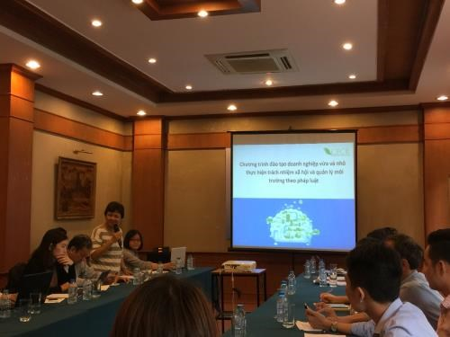 SMEs' responsibility for environment management highlighted hinh anh 1