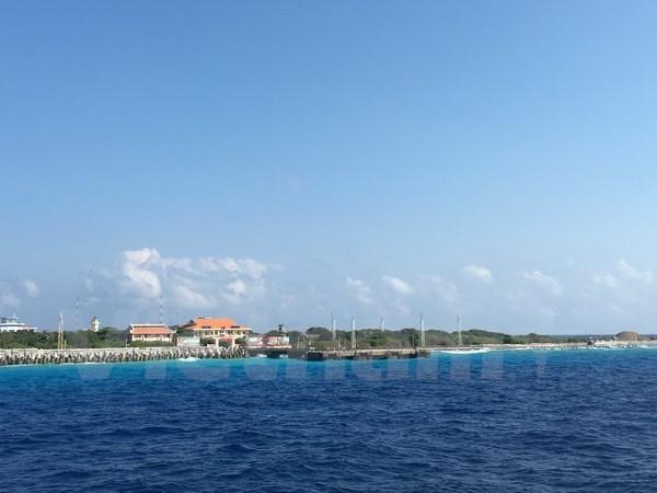 Sea, islands week held in Ca Mau province hinh anh 1