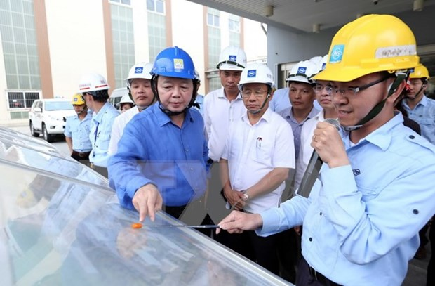 Formosa nears completion of environmental protection items hinh anh 1