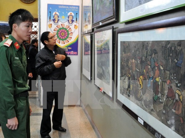 Youth's art festival to run in October hinh anh 1