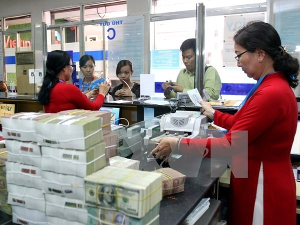 Reference exchange rate up 3 VND hinh anh 1