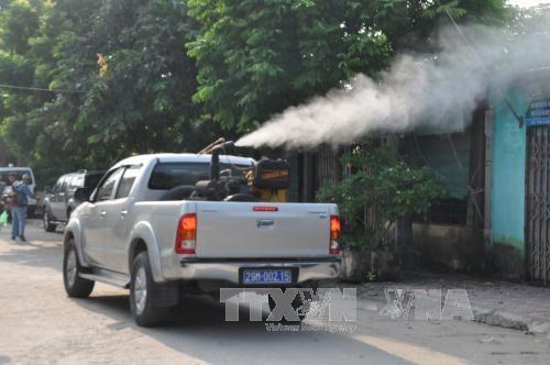 Hanoi enhances prevention of dengue fever hinh anh 1