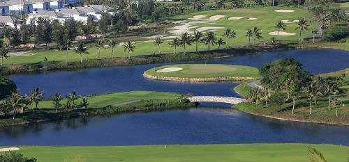 Vingroup puts into operation hi-end golf course in Hai Phong hinh anh 1