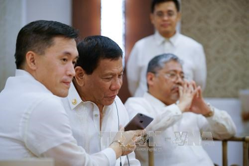 Philippine President issues ASEAN Chairman's statement hinh anh 1
