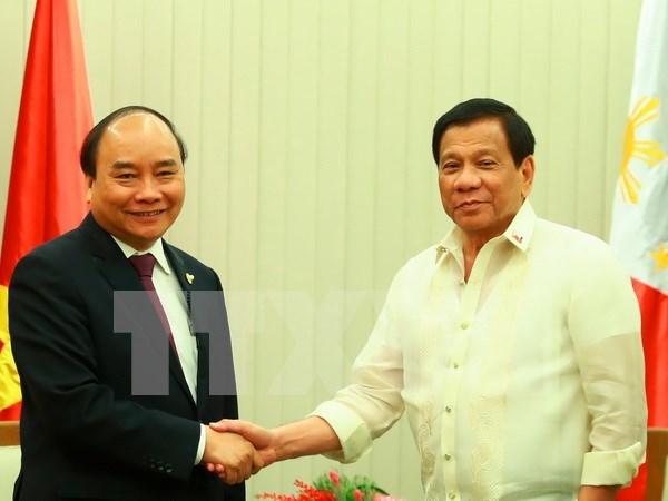 Vietnam, Philippines look to ratchet up cooperation hinh anh 1