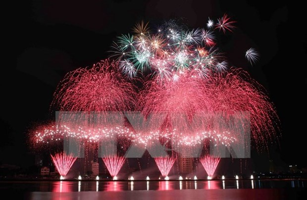 Da Nang: Cuisines become highlight of fireworks festival hinh anh 1