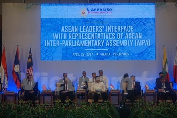 AIPA, ASEAN want stronger relations at all cooperation levels hinh anh 1