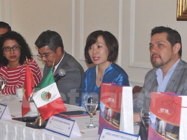 Mexican academics admire Vietnam's socio-economic achievements hinh anh 1