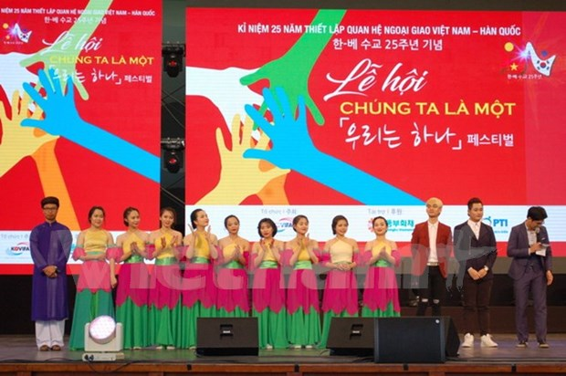 Festival celebrating VN-RoK relations held in Gyeonggi hinh anh 1