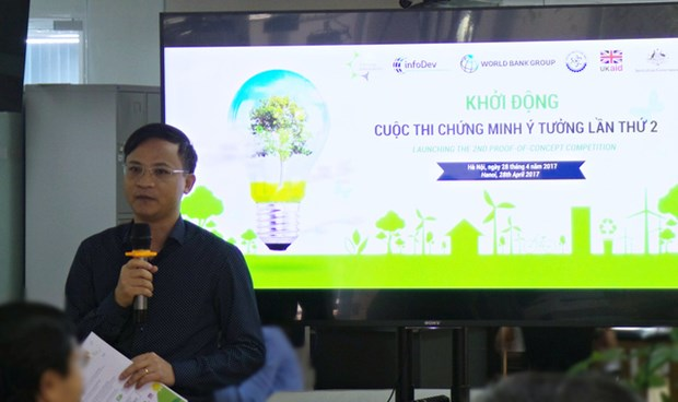 Second Proof of Concept competition kicks off hinh anh 1