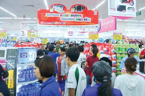 Saigon Co.op retailer expands market share hinh anh 1