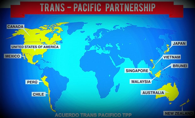 Pacific trade negotiators explore TPP deal without US hinh anh 1