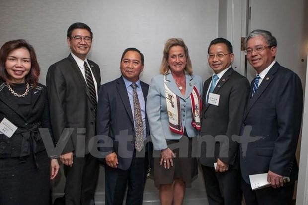 Vietnam wants to boost partnership with US: ambassador hinh anh 1