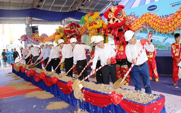 Work starts on farm product processing factory in Tay Ninh hinh anh 1