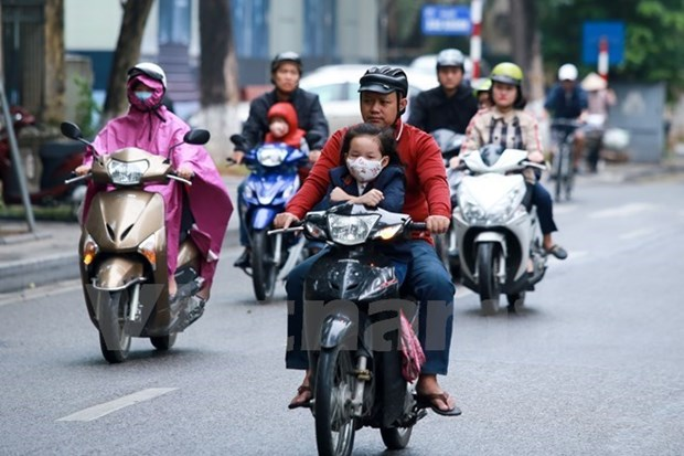 Cool weather likely to hit the north thrice in May hinh anh 1