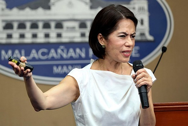 Philippine Congress rejects appointment of environment secretary hinh anh 1
