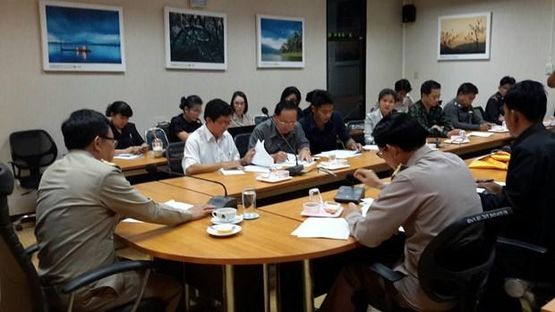 Thailand, Cambodia jointly hold Vesak week hinh anh 1