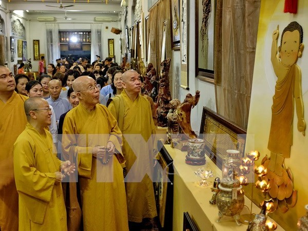 Buddhist Culture Week opens in Ho Chi Minh City hinh anh 1