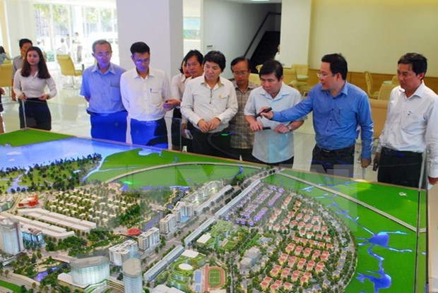 Lotte chosen to build smart complex in Thu Thiem urban area hinh anh 1