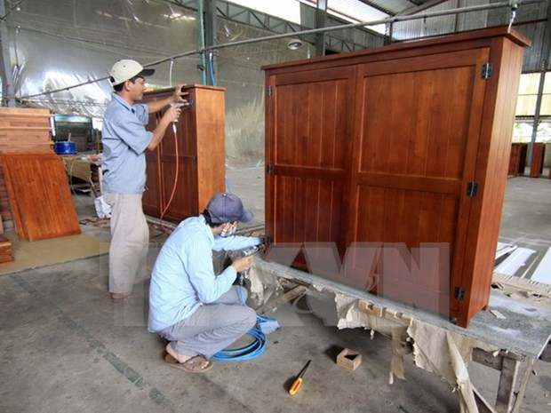 US starts antidumping probe into tool chests from Vietnam, China hinh anh 1