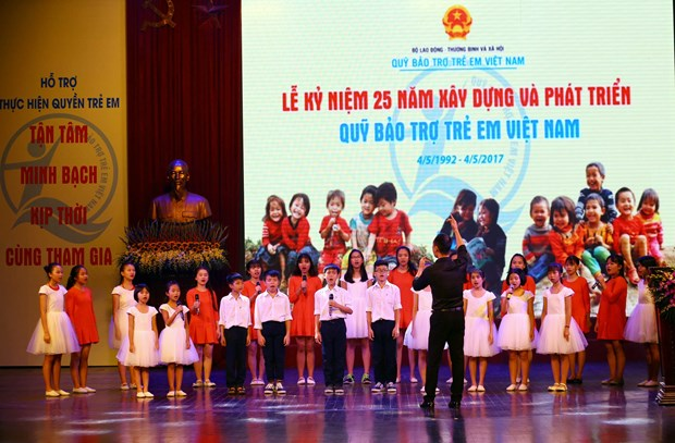 Fund hoped to better care for children hinh anh 1