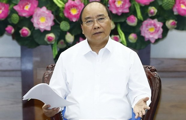 PM asks for detailed plans to achieve set targets hinh anh 1