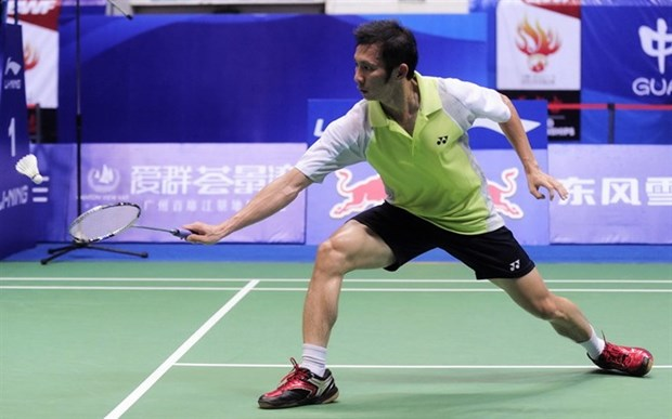 Badminton players to vie for SEA Games berths hinh anh 1